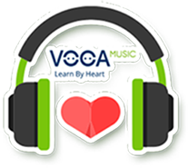 learning voca music