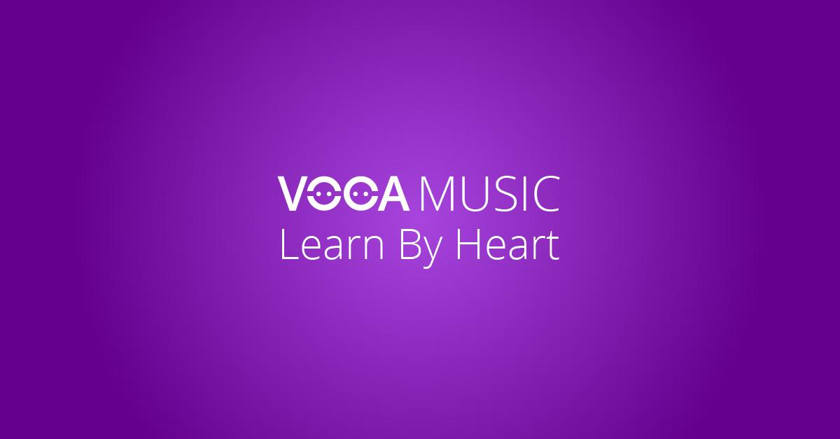 Hướng dẫn bước học Lyric - Lời bài hát trên VOCA Music