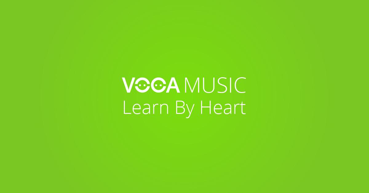 Hướng dẫn bước Luyện nghe trên VOCA Music